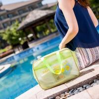 防水洗漱包男旅游用品便携大容量收纳多功能女化妆洗漱包旅行套装