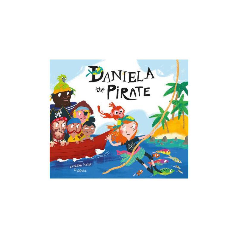 【预订】Daniela the Pirate 预订商品,需要1-3个月发货,非质量问题不接受退换货。