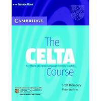 【预订】The CELTA Course Trainee Book: Certificate in