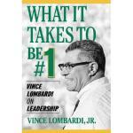 【预订】What It Takes to Be #1: Vince Lombardi on Y978007142036