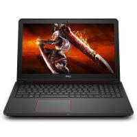 戴尔(DELL)游匣15PR-2648B 15.6英寸笔记本游戏本电脑 i5-6300HQ 4G 128G SSD+500G IPS屏 15P-2648 Win10黑色官方标配
