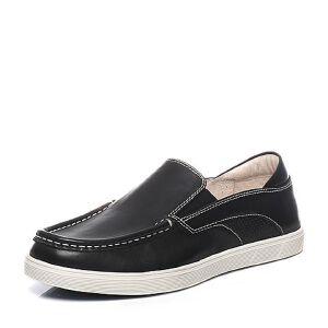 Teenmix/天美意夏季专柜同款牛皮男单鞋64F06BM6