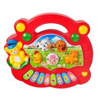 动物农场音乐琴宝宝早教琴儿童玩具男孩电子琴女孩音乐琴