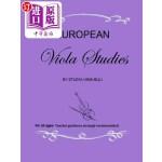 【中商海外直订】European Viola Studies