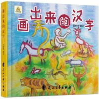 画出来的汉字 精装硬壳正版绘本 彩色手绘儿童看图讲故事书3-6岁幼儿园益智大全书籍 4-5-7周岁宝宝畅销书亲子读物早