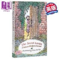 【中商原版】儿童文学经典:秘密花园 The Secret Garden 儿童文学 故事书 儿童经典文学 插图童书 12岁