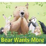 【预订】Bear Wants More