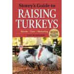 【预订】Storey's Guide to Raising Turkeys: Breeds * Care *