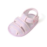 婴儿步前鞋布鞋夏季男女宝宝学步凉鞋