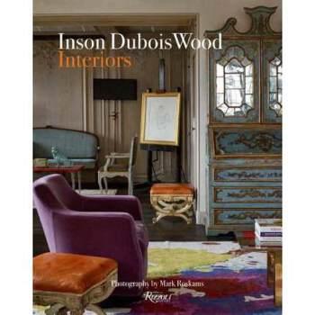 【Rizzoli出版社官方.正品 全新塑封当天发货】Inson Dubois Wood: Interiors 杜波依斯木业室内设计集