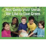 【预订】Nos Gusta Vivir Verde/We Like To Live Green