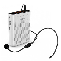 Philips/飞利浦 sbm210有线小蜜蜂扩音器教师导游专用耳麦便携式户外讲