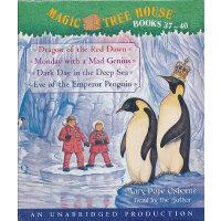 Magic Tree House Collection: Books 37-40(Audiobook) 神奇树屋有声读物37-40(仅CD,不含书)ISBN 9780739372593