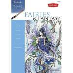 【预订】Fairies & Fantasy: Learn to Paint the Enchanted
