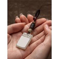转运珠汽车钥匙挂件无事牌钥匙扣男女款