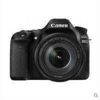 Canon/佳能 EOS 80D套机(18-135mm) 数码单反相机