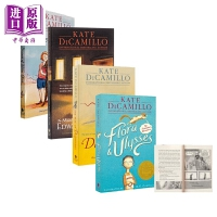【中商原版】DiCamillo获奖儿童文学4册 纽伯瑞奖 儿童获奖文学 童话故事 假期书单 英文原版 12岁以上