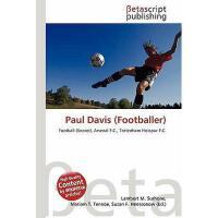 【预订】Paul Davis (Footballer)