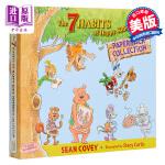 【中商原版】快乐儿童的7个习惯 英文原版 The 7 Habits of Happy Kids Collection