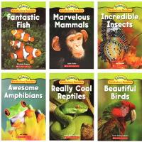 英文原版绘本Science Vocabulary Readers L1:Animal Groups 6本套装儿童科普动