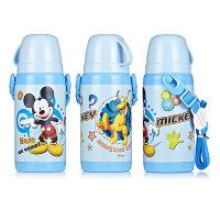 迪士尼保温杯不锈钢儿童保温杯米奇可爱水杯水壶学生宝宝保温杯子