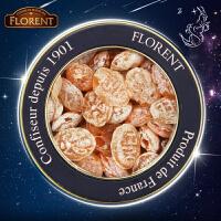 费罗伦星座水果糖 摩羯座 法国进口florent星座糖果蜂蝶蜂蜜口味220g 休闲零食喜糖礼品糖