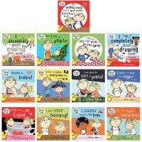 英文原版绘本 Charlie and Lola系列 查理与劳拉图画书 13册 儿童启蒙开发学习英文版 亲子互动学习图画