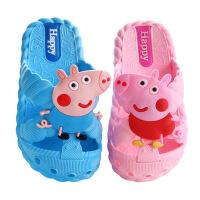 儿童拖鞋夏女可爱小公主韩版8女孩男孩婴幼儿宝宝凉拖鞋1-3岁防滑