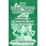 【预订】1000 Classical Characters Briefly Described: A