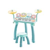 儿童电子琴初学架子鼓1-3岁婴儿智力乐器宝宝小钢琴玩具