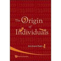【预订】The Origin of Individuals