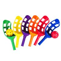 户外亲子体育运动趣味软玩具材接球器儿童抛接球幼儿园