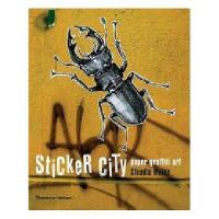 Sticker City: Paper Graffiti Art