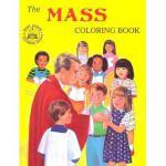 【预订】Coloring Book about the Mass
