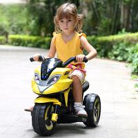 电动童车小孩充电瓶车玩具汽车儿童电动小摩托车宝宝可坐三轮