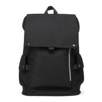 男士双肩包时尚潮流休闲高中学生书包大学生电脑旅行背包