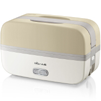 小熊(Bear)不锈钢内胆 电热饭盒加热饭盒插电饭盒 DFH-S2017