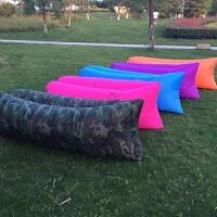 充气床户外便携懒人沙发睡袋水上漂浮床午休快充气垫床折叠野营