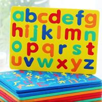 26个大小英文字母 磁性冰箱贴 数字 白板贴 ABC磁铁 一口价,一张