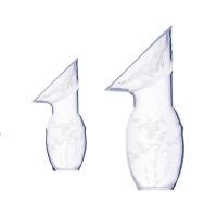 手动吸奶器手动母乳收集器溢奶漏奶接奶器硅胶集乳器产妇接奶神器B31