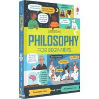 读懂哲学 Usborne Philosophy for Beginners 英文原版 儿童英语启蒙绘本 少儿科学科普读物