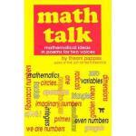 【预订】Math Talk: Mathematical Ideas in Poems for Two
