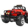 胜雄 遥控车 越野1:14漂移电动赛车 充电遥控警车 男孩儿童玩具 礼物