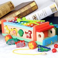 儿童玩具八音阶敲琴12个月1-3周岁婴幼儿宝宝男女孩子早教