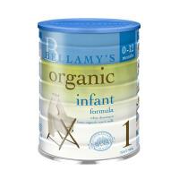 BELLAMY'S 澳大利亚 原装进口 贝拉米 奶粉 1段 0-12个月 900g 正品保障 保税仓发货