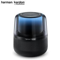 【当当自营】哈曼卡顿(Harman Kardon)ALLURE 音乐琥珀 360度环绕音响 人工智能音箱 蓝牙/WIF