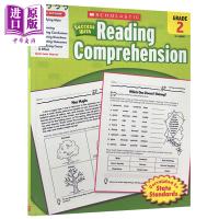 【中商原版】Scholastic Success with系列 学乐助你成功阅读技能2级 学乐Scholastic 学生