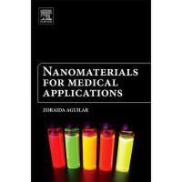 【预订】Nanomaterials for Medical Applications