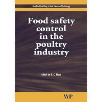 【预订】Food Safety Control in the Poultry Industry