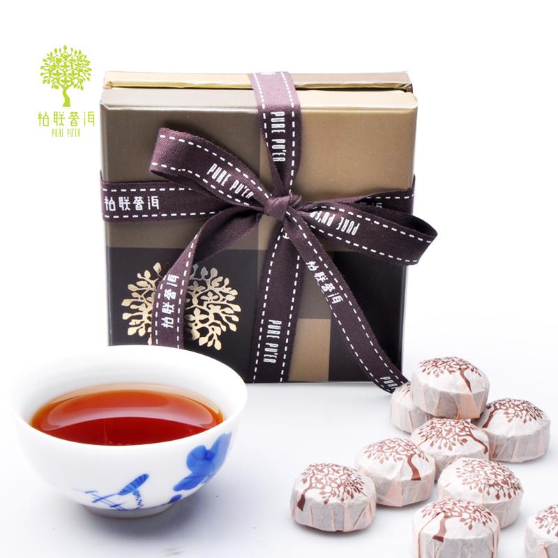 普洱茶-5g*9粒-迷你沱茶-普洱熟茶-便携装